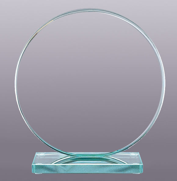 Jade Circular Glass Awards
