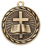 "Christian School 2"" Medal"