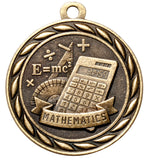 "Mathematics 2"" Medal"