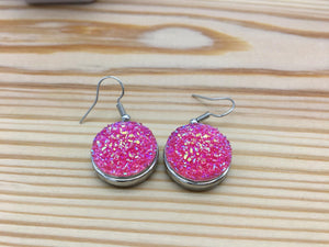 Snap Hook Earrings for Women
