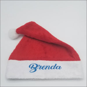 Custom Adult Santa Christmas Hat