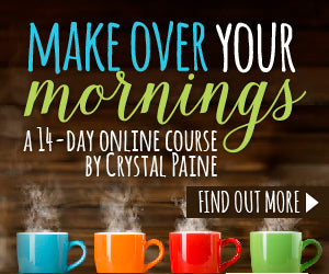 Make Over Your Mornings Course