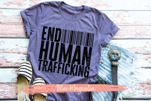 End Human Trafficking - Dark