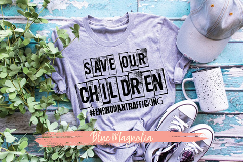 Save Our Children - Dark