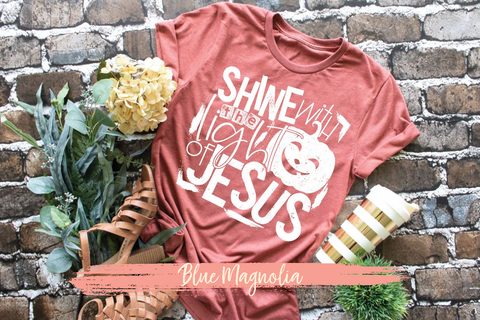Shine with the Light of Jesus