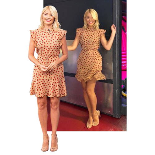 As Seen On // Holly Willoughby