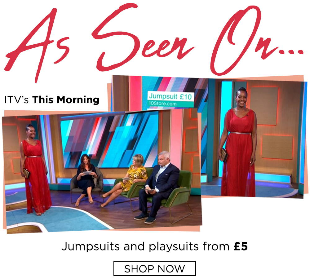 AS SEEN ON // ITV's This Morning
