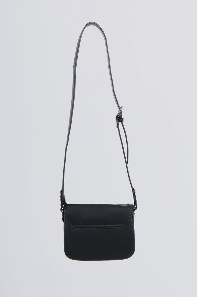 SMB2170-BLACK STUDDED FRONT CROSS BODY BAG view 3