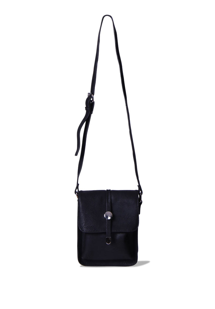FRONT POCKET CROSSBODY BAG