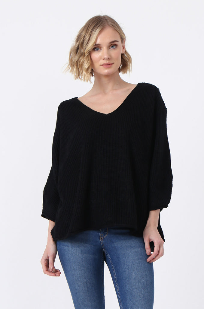 SJ0341-BLACK RIBBON DETAIL JUMPER