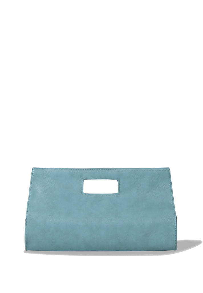 SMB0461-GREEN CUT OUT HANDLE CLUTCH