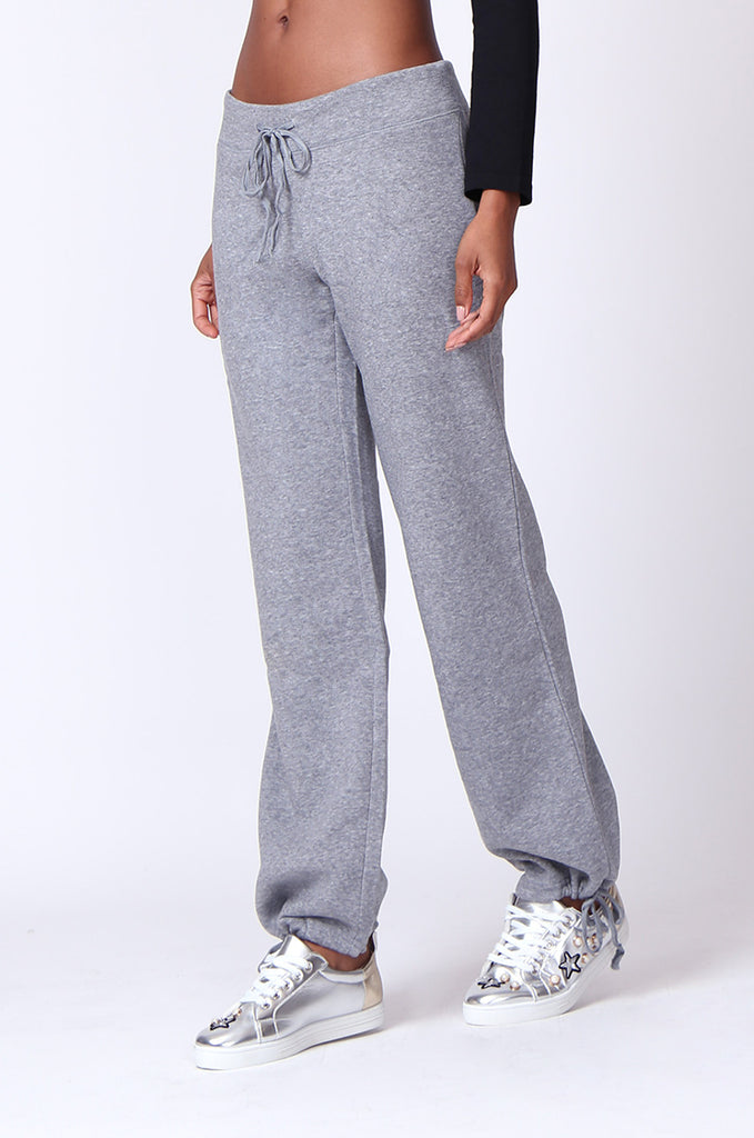 SP0119-GREY DRAWSTRING SWEAT PANT view 4