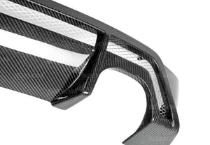 Seibon 14 Lexus IS350 F Sport RF-Style Carbon Fiber Rear Lip