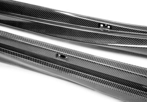 Seibon 14 Lexus IS350 F Sport OEM Style Carbon Fiber Side Skirts (Pair)