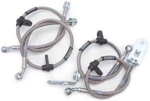 Russell Performance 99-06 GM Silverado/Sierra 1500 2WD with 6in-7in lift Brake Line Kit