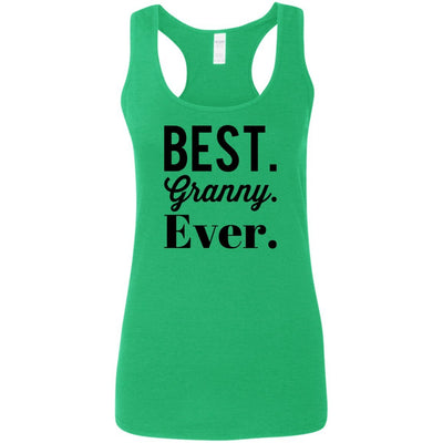 Best. Granny. Ever - Tank Top - Great gift for Granny-For Grandparents Only
