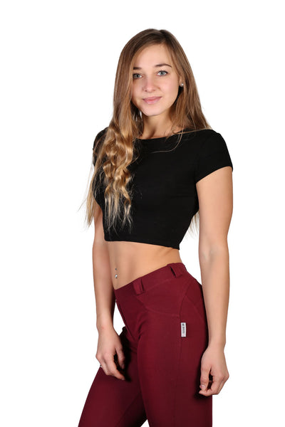Legging Extase - Bordeaux