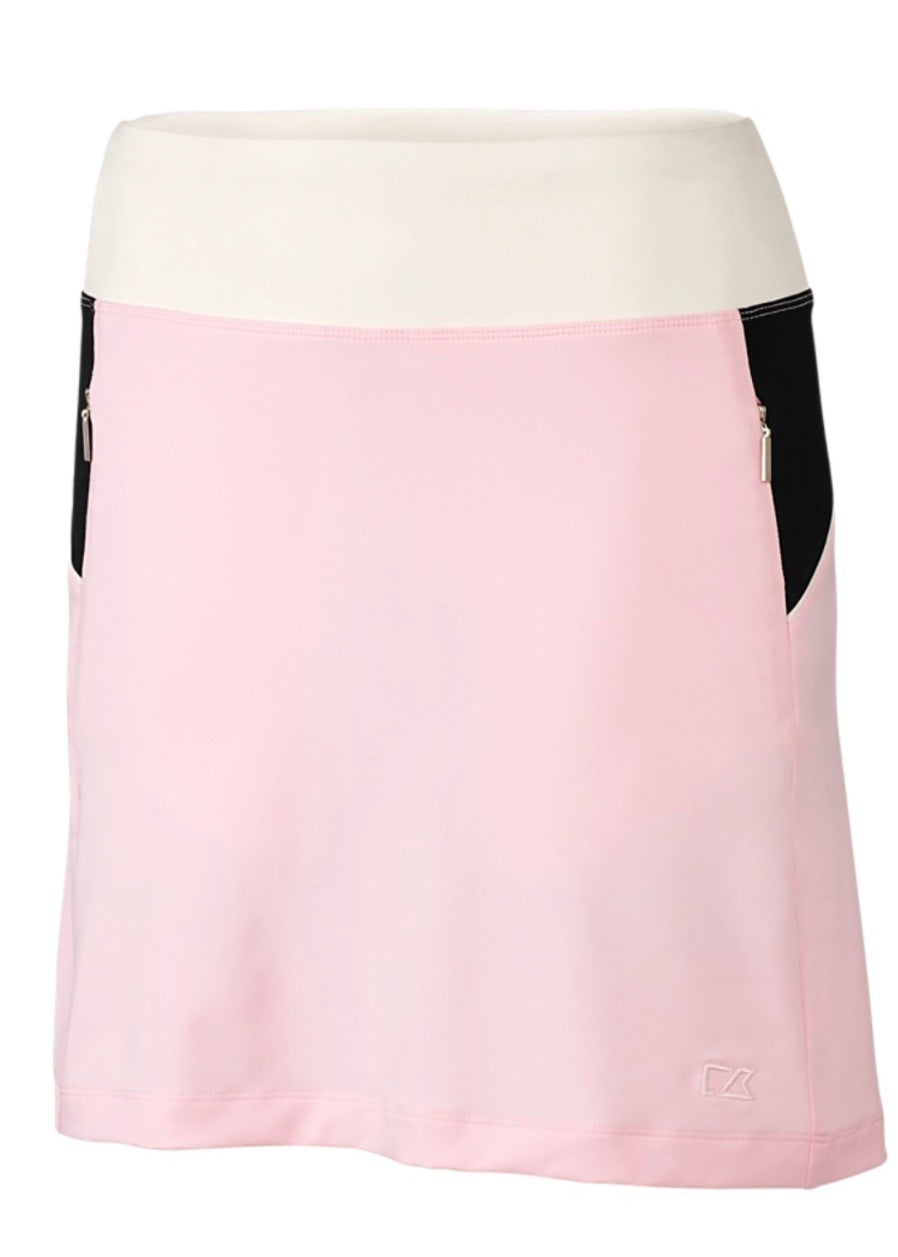Cutter and Buck Maia Colorblock Skort LCB07133 Deco