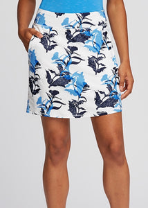 Annika Believe Print Pull on Skort LAB00033