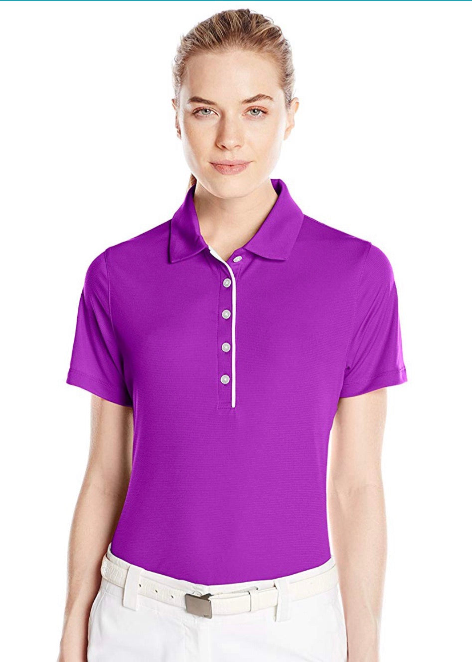 Cutter & Buck DryTec Darcy Polo LCK02548 Blackberry