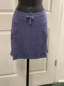 Kate Lord Addy French Terry Skirt SK10 Sailor Heather