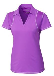 Annika Perform Cap Sleeve Polo LAK00047 Impulse