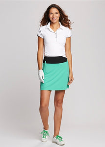Annika Competitor Golf Polo LAK06389 Glass