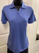 Kate Lord Alessa Heather Short Sleeve Golf Polo PC14 Pacific