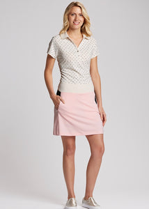 Cutter & Buck Aubrey Printed Women's Golf Polo LCK08695