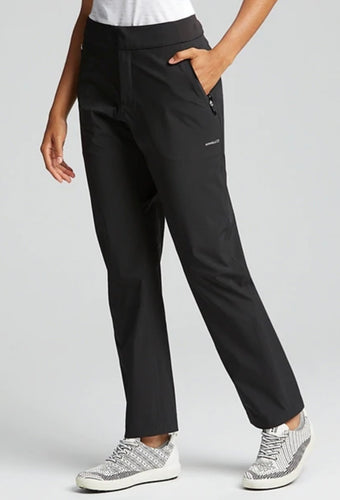 Annika Monsoon Water Proof Pant Black LAB00020 Size: Medium