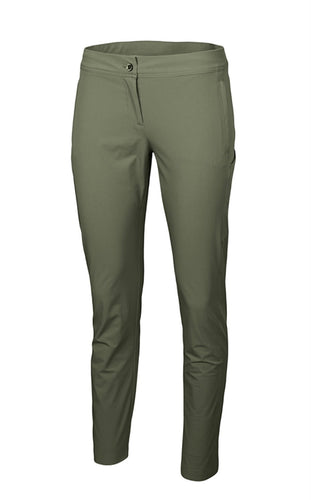 Cutter and Buck Ladies' Response Pant Casper Green Size: 8
