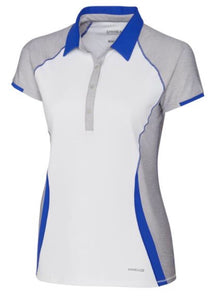 Annika Drive Polo LAK00066 Crystal Heather