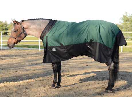 Turnout Blanket 1200D Ripstop, 210D Lining and 200grm Fill,Turnout, blanket - Barn & Stable