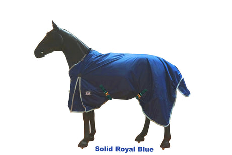 Turnout Blanket 400D Ripstop , 210D Lining and 200grm Fill - Barn & Stable