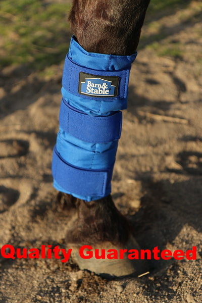 Barn & Stable Ice Boot Knee Therapy Wrap - Barn & Stable