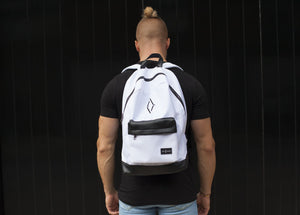 £10 CLEARANCE - Signature VITA VIVET Backpack in White