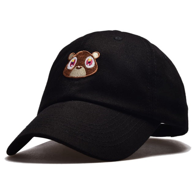 College Dropout Bear Snapback