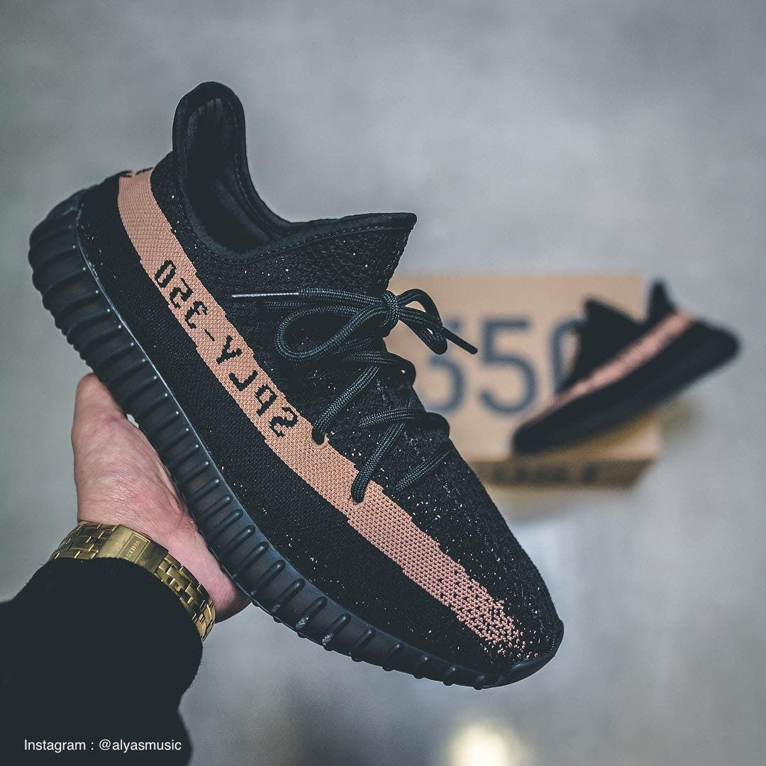 Adids Yeezy Boost 350 V2 Black Copper