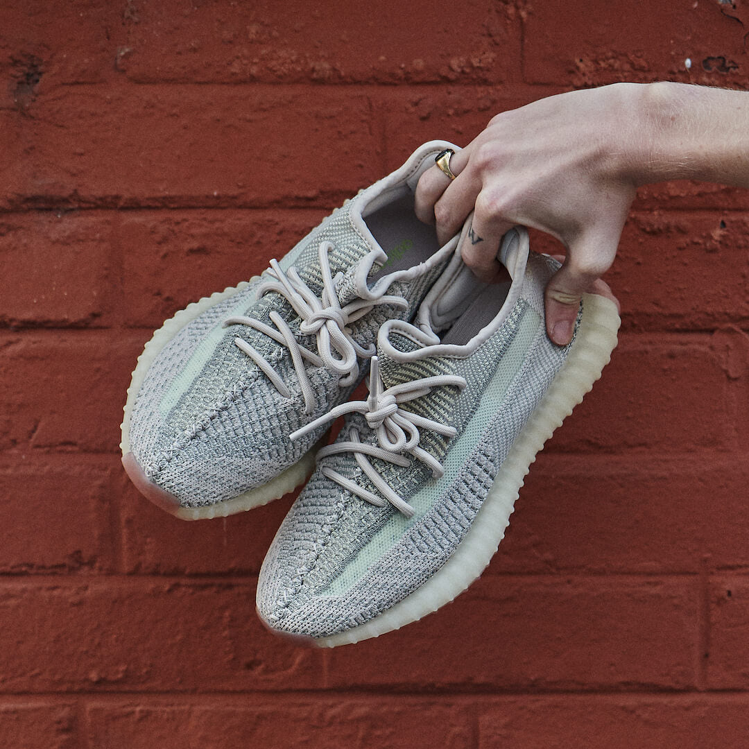 Yeezy Boost 350 V2 Citrin (Non-Reflective)