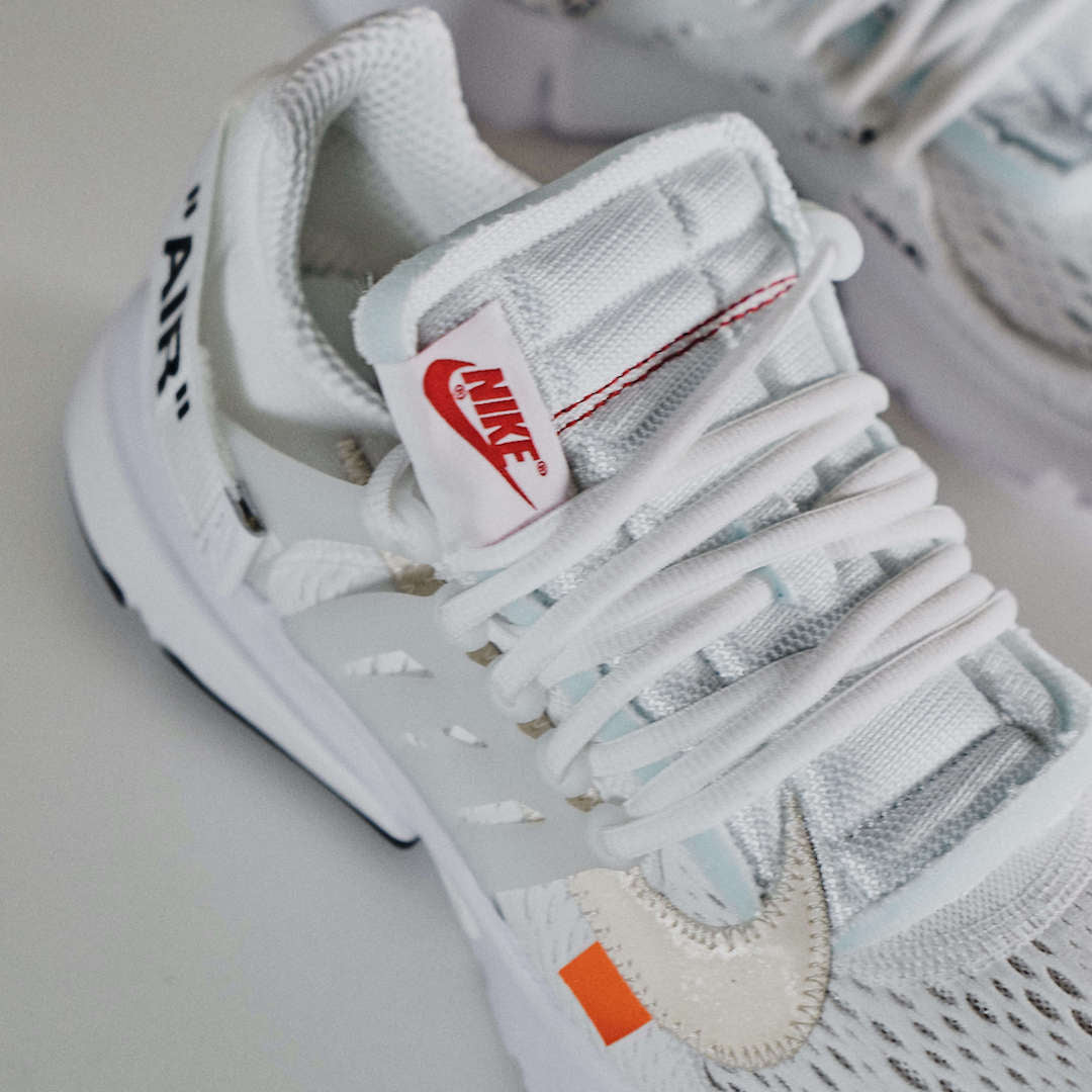 Nike Air Presto Off-White White