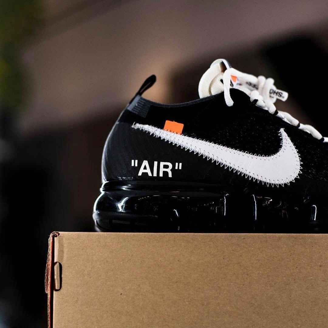 Air Vapormax Off White The Ten