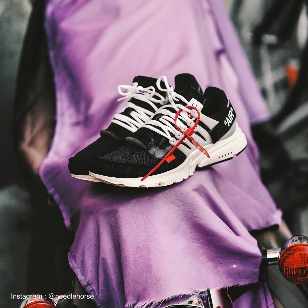 Air Presto Off White The Ten