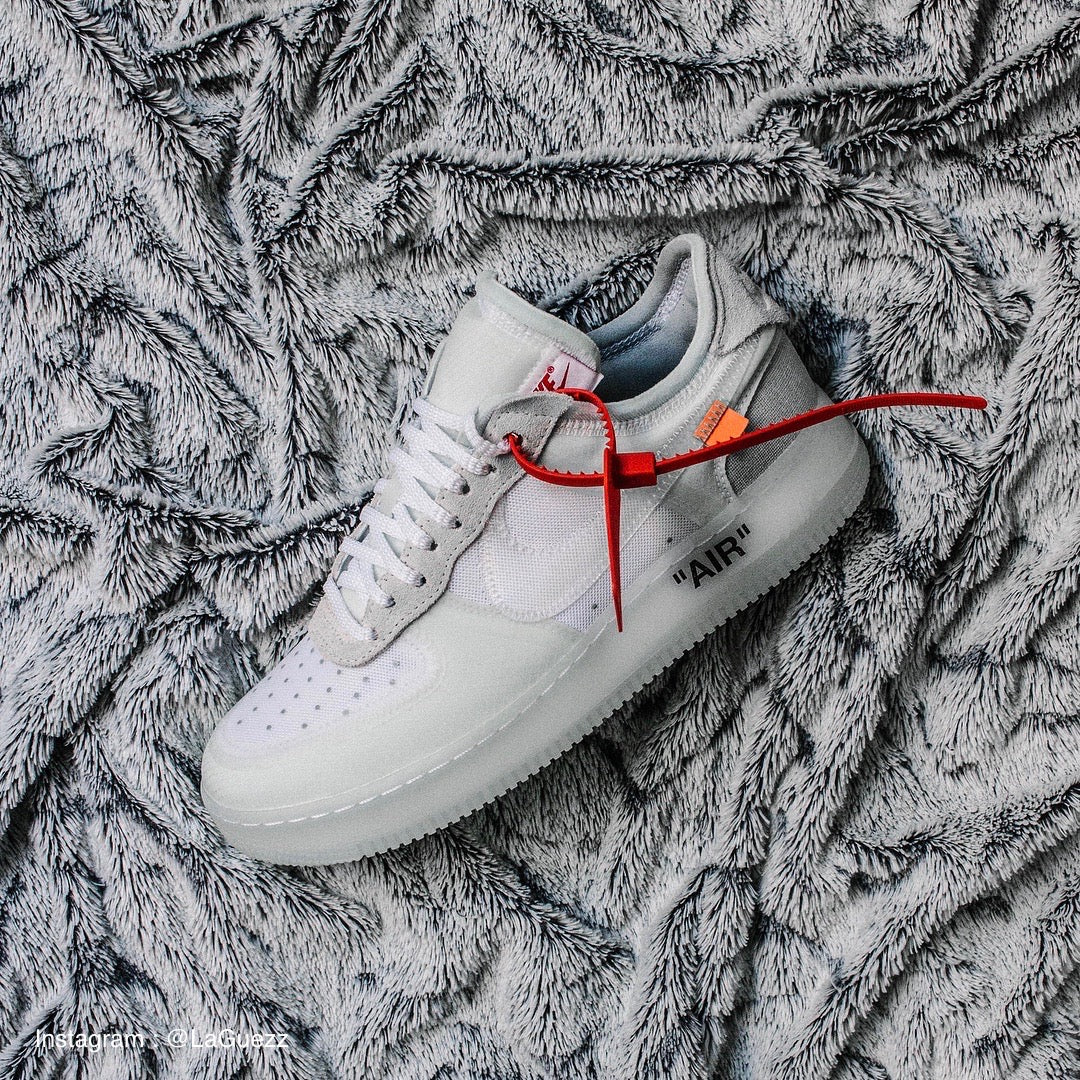 Air Force 1 Low Off White The Ten