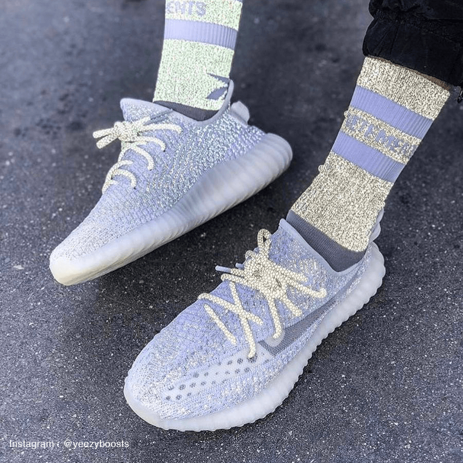 hot sale online c8150 eb062 Adidas Yeezy 350 Boost V2 Static Reflective