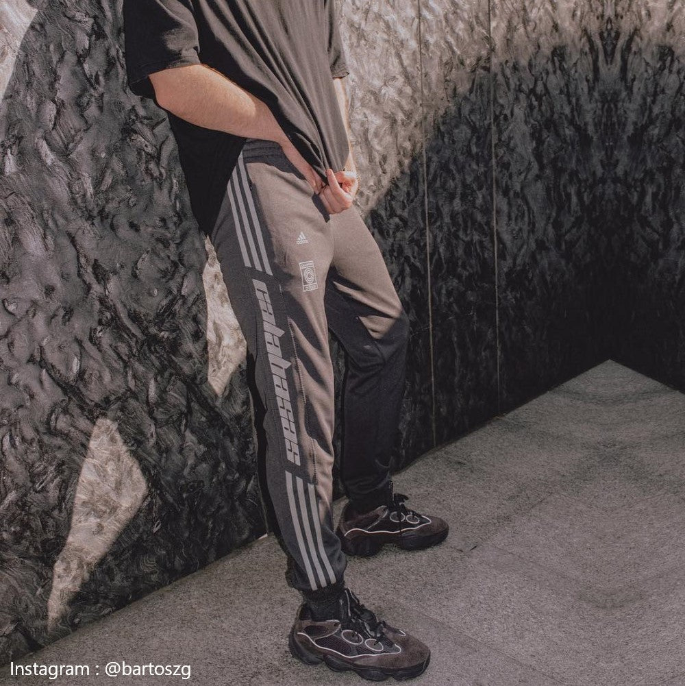 the best attitude dd41b c6116 Adidas Yeezy Calabasas Track Pants Ink Wolves