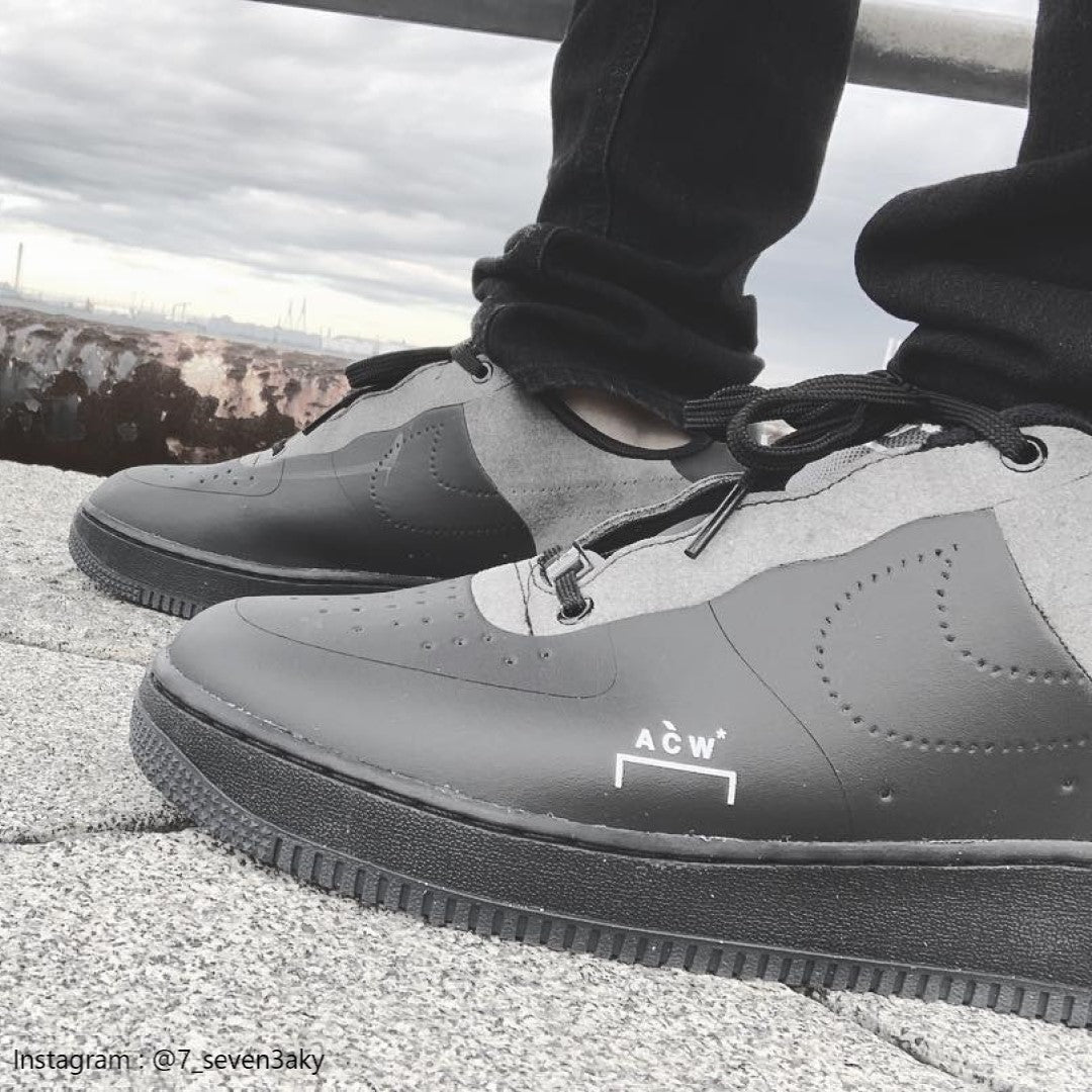 Air Force 1 Low A-Cold-Wall Black