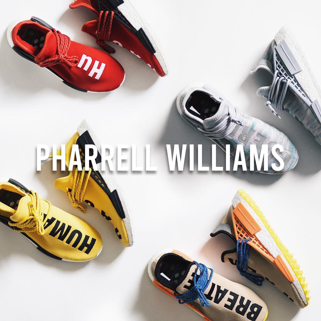 Collection Adidas Pharrell Williams