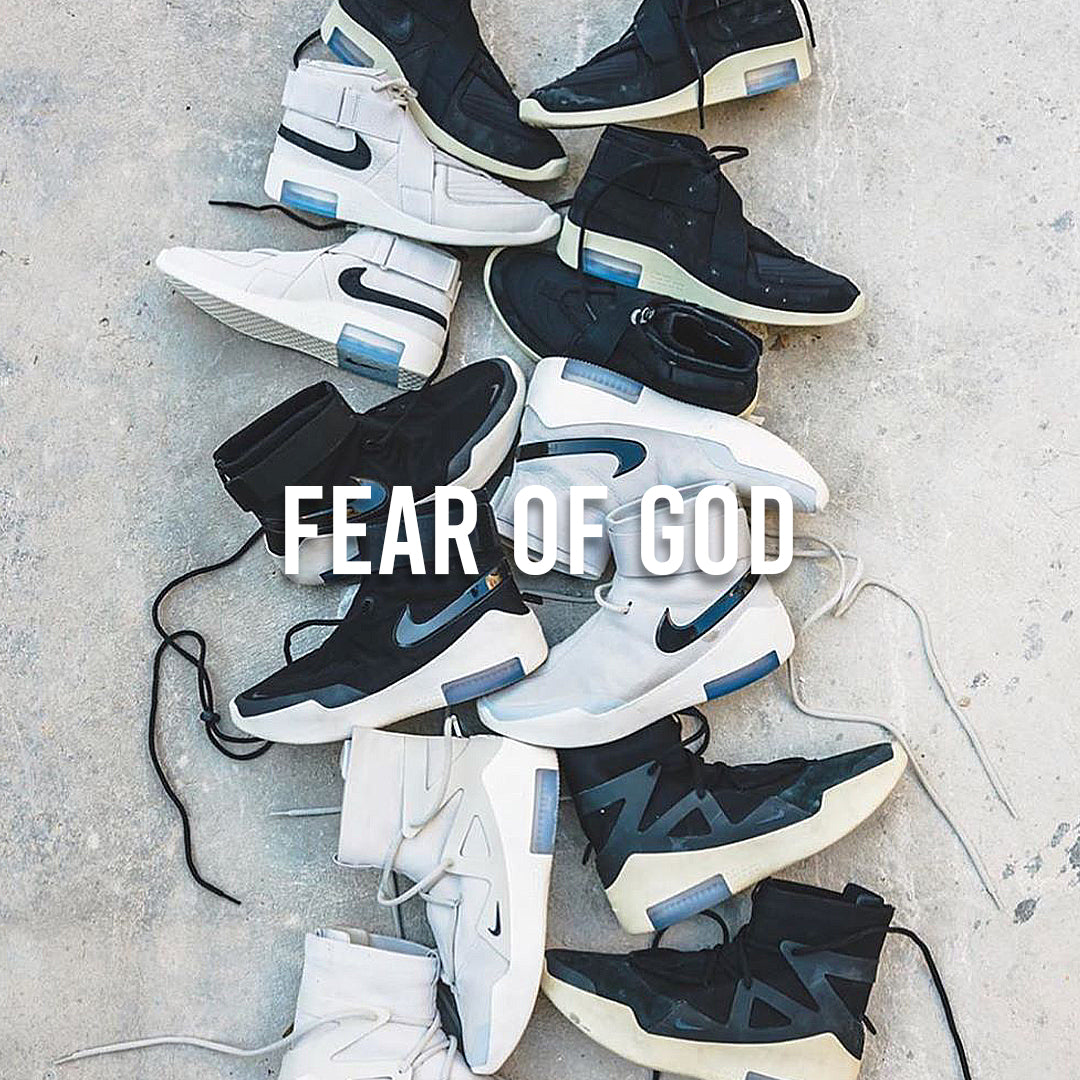 Nike Collection Fear of God