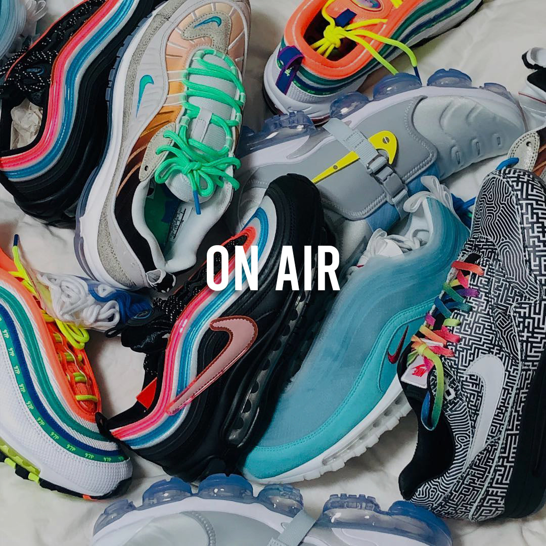 Nike Collection On Aire