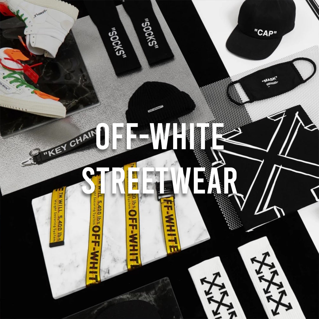 Collection Off-White Streetwear